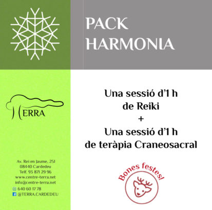 pack harmonia