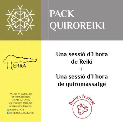 pack quiroreiki
